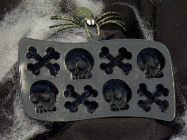 Eiswürfel Totenkopf