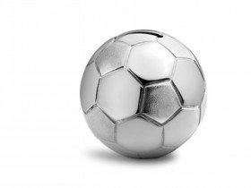 Spardose - Fußball