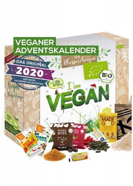 Adventskalender - vegane Köstlichkeiten