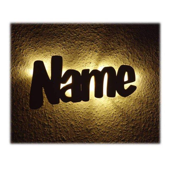 Nachtlicht - Name
