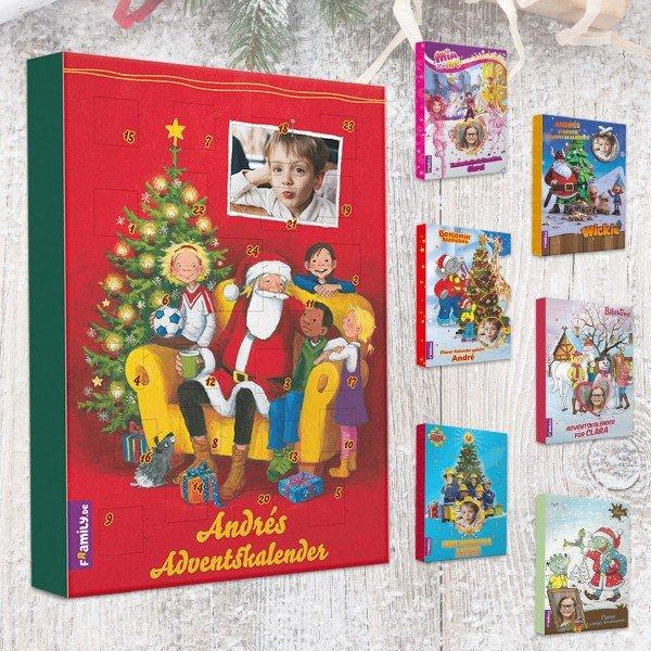 - Kinder Adventskalender mit Personalisierung - Onlineshop Geschenke24