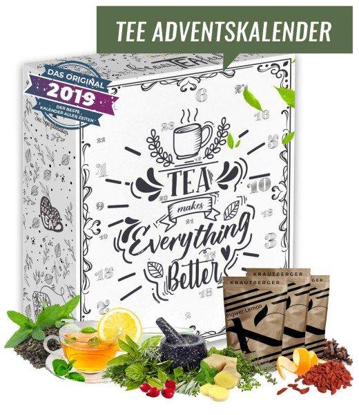 Tee Adventskalender Premium