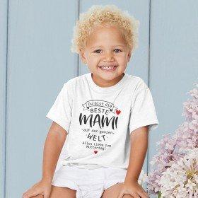 Kindershirt - Muttertag - Muttertagsgeschenk