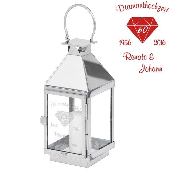 Laterne - Diamanthochzeit