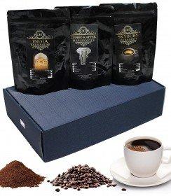 Geschenk Set exklusive Kaffee-Raritäten