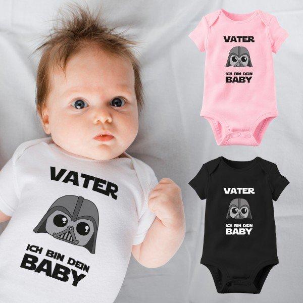 - Baby Body Vater Ich bin Dein Baby - Onlineshop Geschenke24