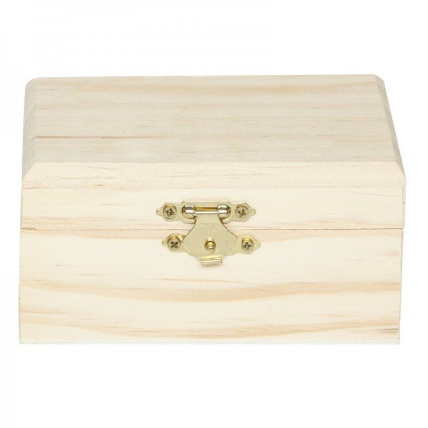 Holzbox - Geschenkverpackung