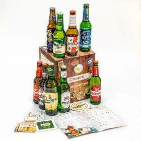 9 Biere aus aller Welt