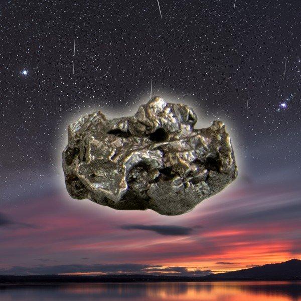 Sternschnuppe kaufen - Echte Meteoriten
