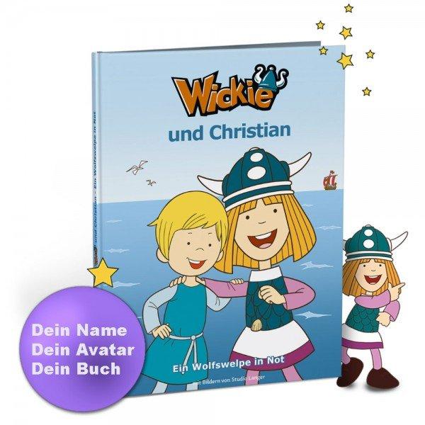 Personalisiertes Kinderbuch - Wickie und Du