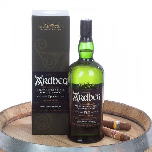 Ardbeg 10 Years - Whisky aus Schottland