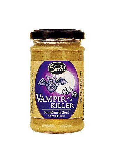 Knoblauchsenf - Vampirkiller