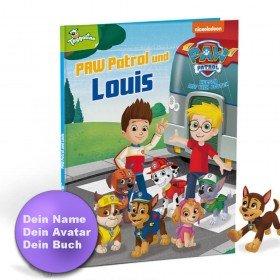 Personalisiertes Kinderbuch - Paw Patrol und Du