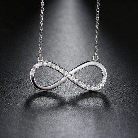 Halskette - Unendlichkeit