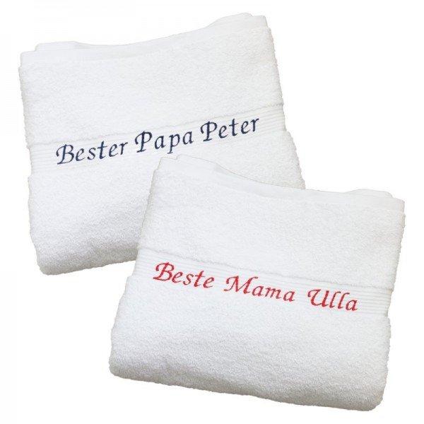 Handtuch-Set - Beste Eltern