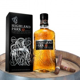 Highland Park 12 Years - Single Malt Scotch Whisky