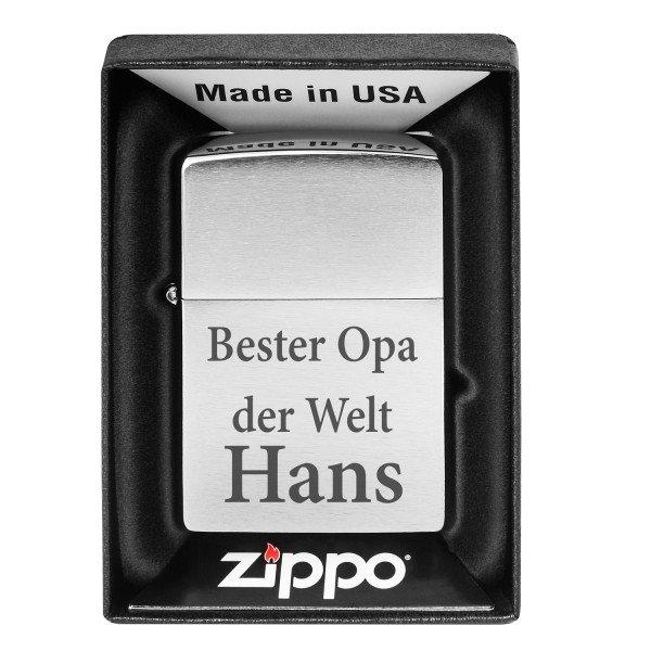 Zippo - Bester Opa