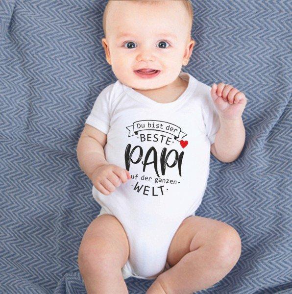 Baby Body Vatertag - Papa ist der Beste