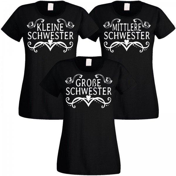T-Shirt Schwestern