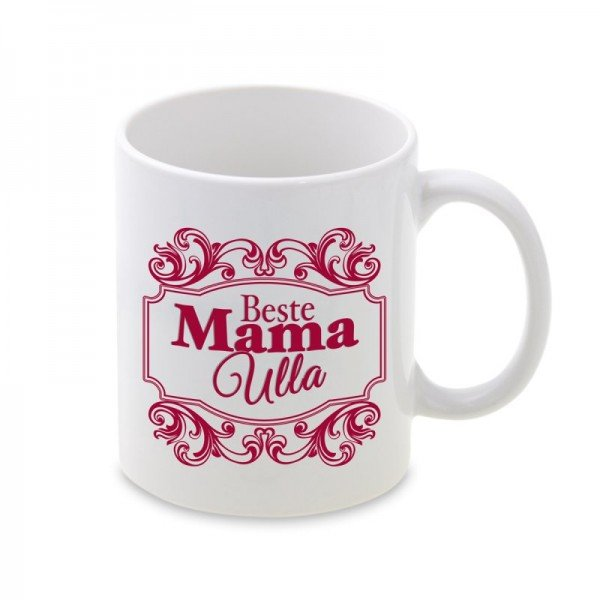 Tasse Ornament Mama