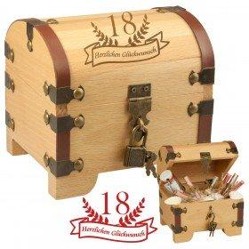 geschenk fr 18 geburtstag junge simple geschenkbox. Black Bedroom Furniture Sets. Home Design Ideas
