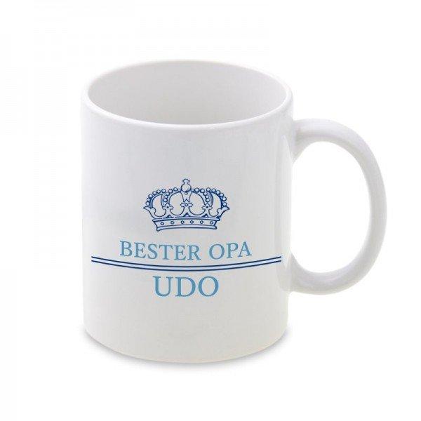 Tasse Krona Opa