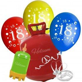 Helium Ballonset Zum Geburtstag