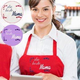 Kochschürze - Muttertag