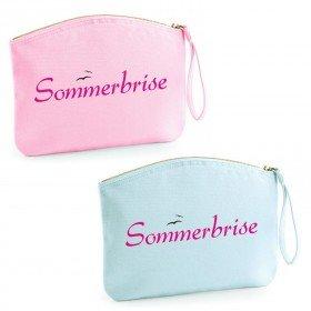 Kosmetiktasche - Sommerbrise
