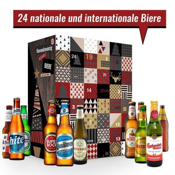 24 Biere aus aller Welt Premium