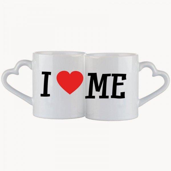 Tassen Set - I love me