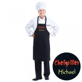 Kochschürze Chefgriller