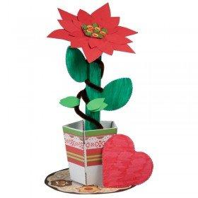 vase weihnachtsmotiv mit gravur. Black Bedroom Furniture Sets. Home Design Ideas