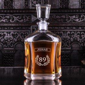 Whiskykaraffe Jubiläum