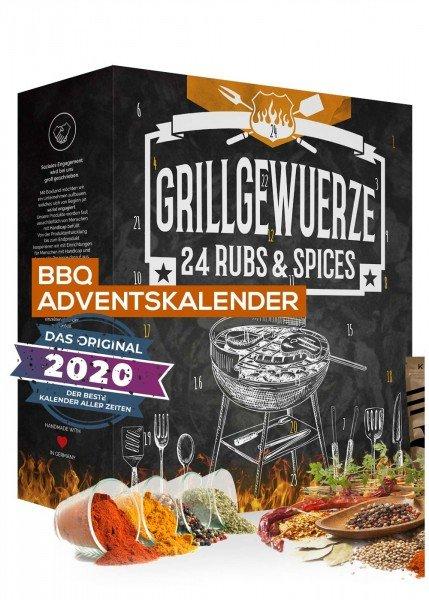 - BBQ Grillgewürz Adventskalender - Onlineshop Geschenke24