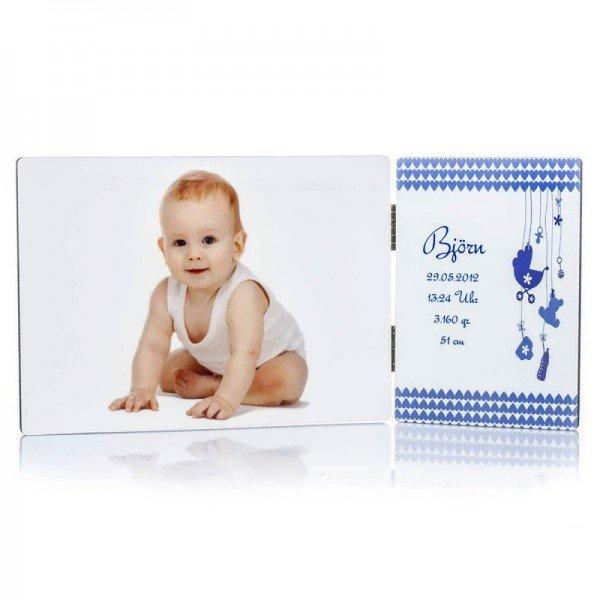 Baby Fotopaneel (mit Personalisierung)