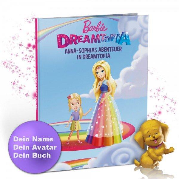 Personalisiertes Kinderbuch - Barbie und Du