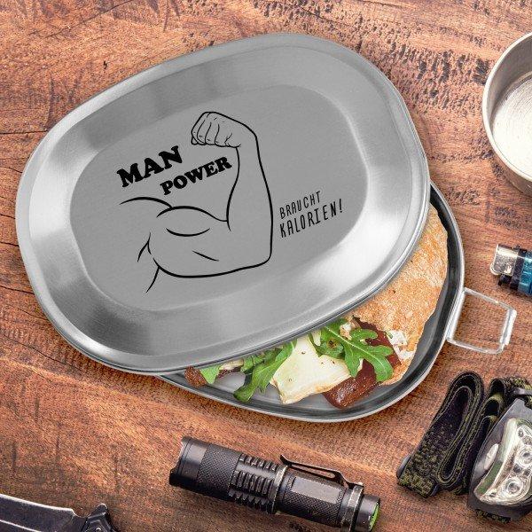 Brotdose für Männer
