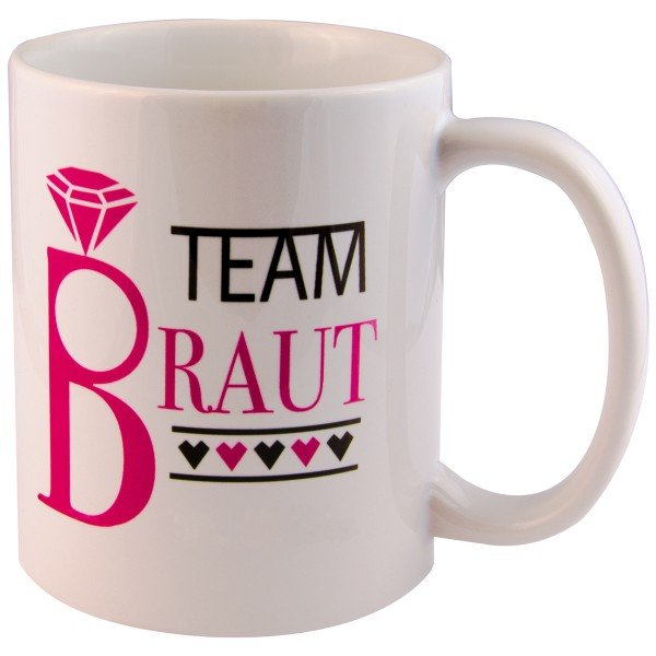 Tasse Team - Braut