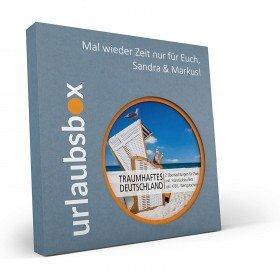 Traumhaftes Deutschland - Kurzurlaub für Zwei