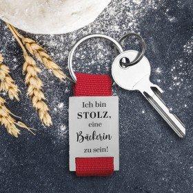 Schlüsselanhänger - Ich bin stolz auf meinen Beruf