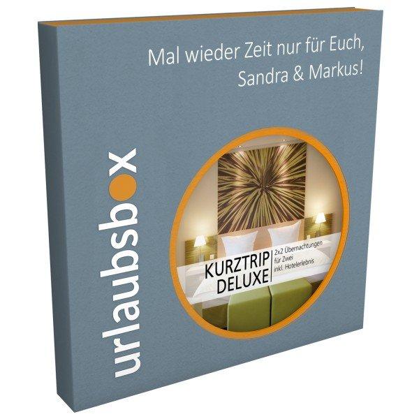 - Kurztrip Deluxe - Onlineshop Geschenke24