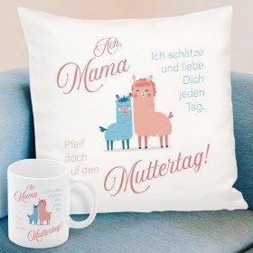 Pfeif auf Muttertag - Geschenk Set für Mamas