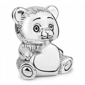 Spardose - Kleiner Bär mit Herz
