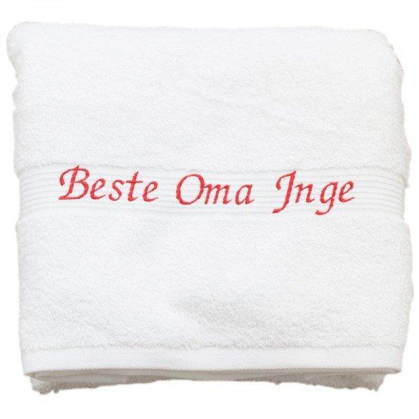 Handtuch - Beste Oma