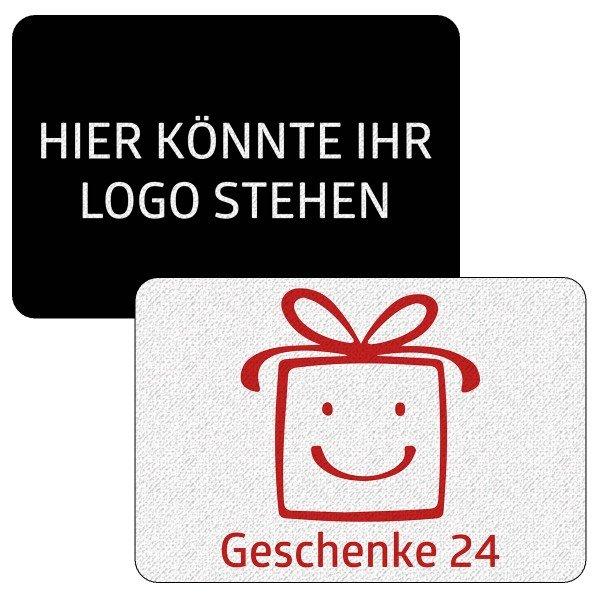 Fußmatte eigenes Logo