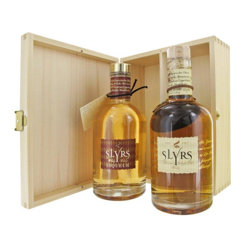 Slyrs - Whisky Duo Geschenkset