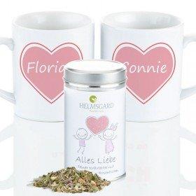 Tee-Set - Alles Liebe