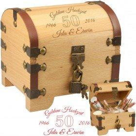 Geschenke Zur Goldenen Hochzeit Originelles Zum 50