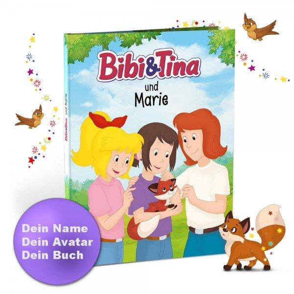 Personalisiertes Kinderbuch - Bibi & Tina - Die kleinen Füchse